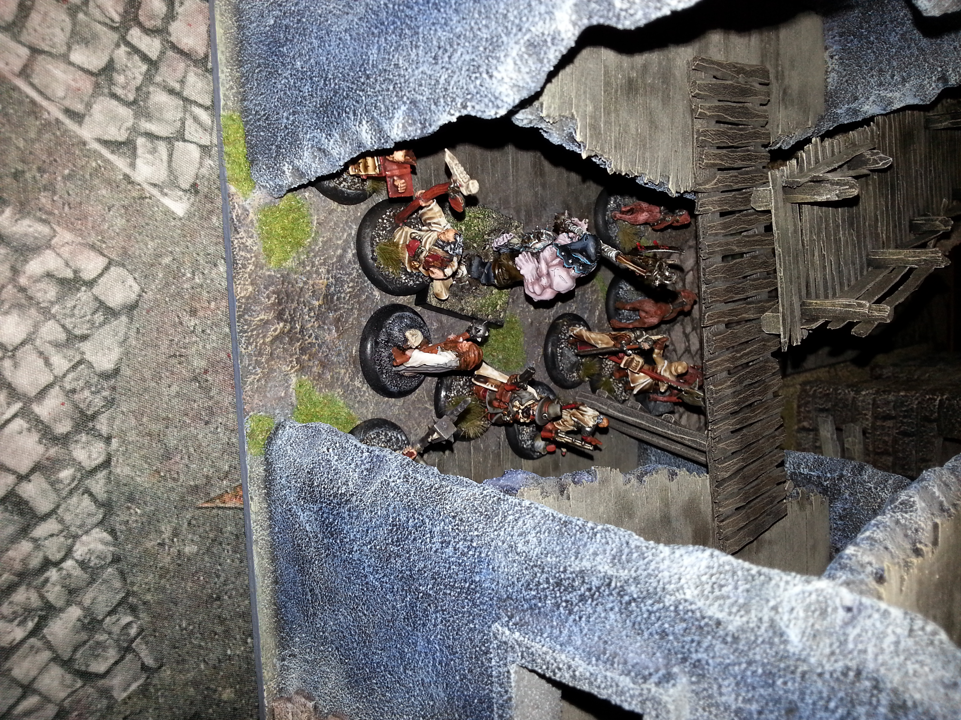 Mordheim during end times campaign Image15