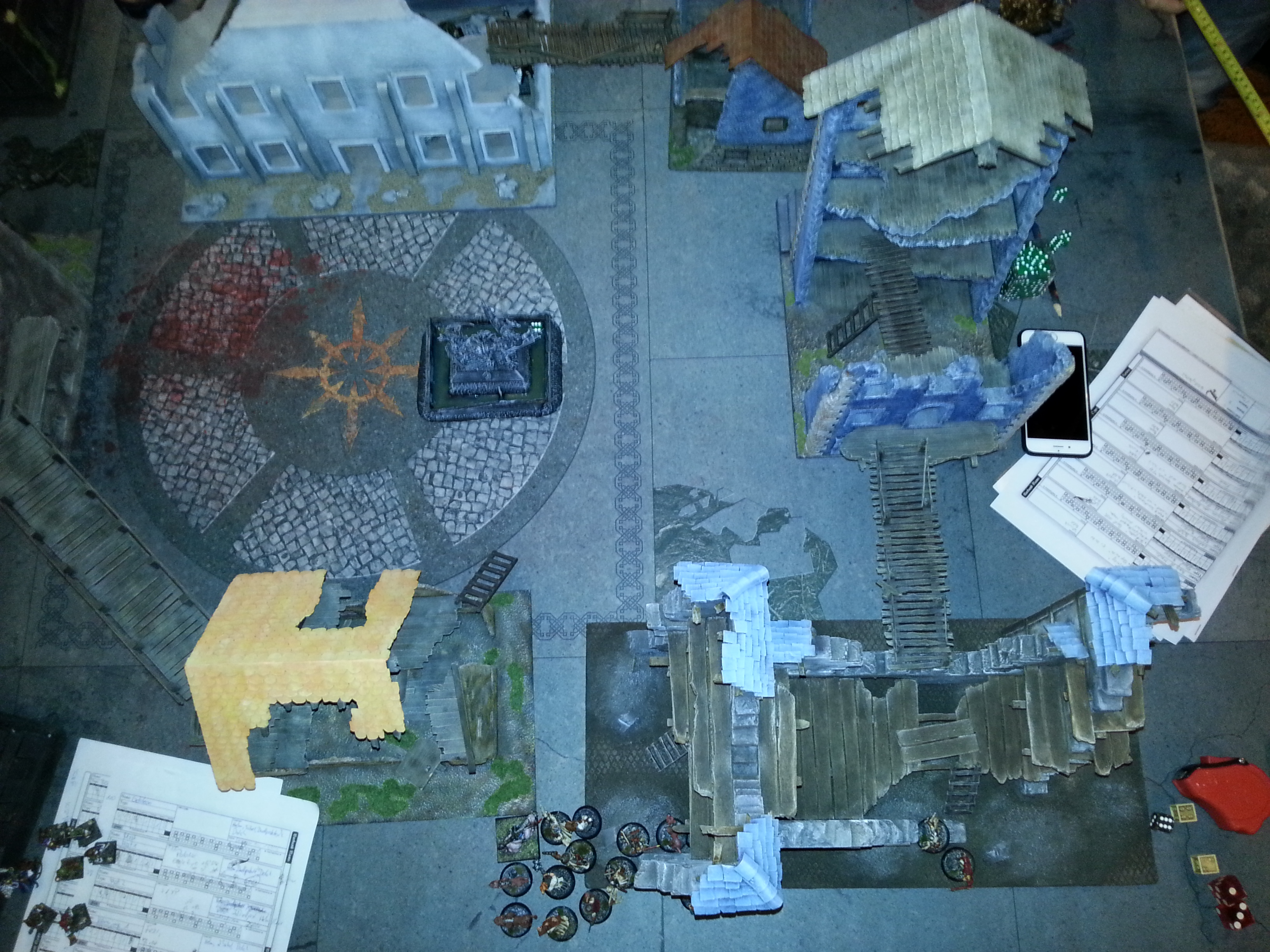 Mordheim during end times campaign Image16