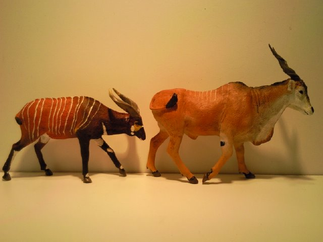 2 New Figurines from Ana for June 2011! Anas_Bongo_en_Elandantilope_1