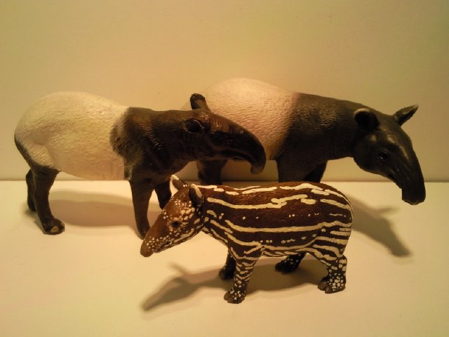 2 New Figurines from Ana for June 2011! Lineol_Schleich_en_Anas_Maleise_Tapirs_1