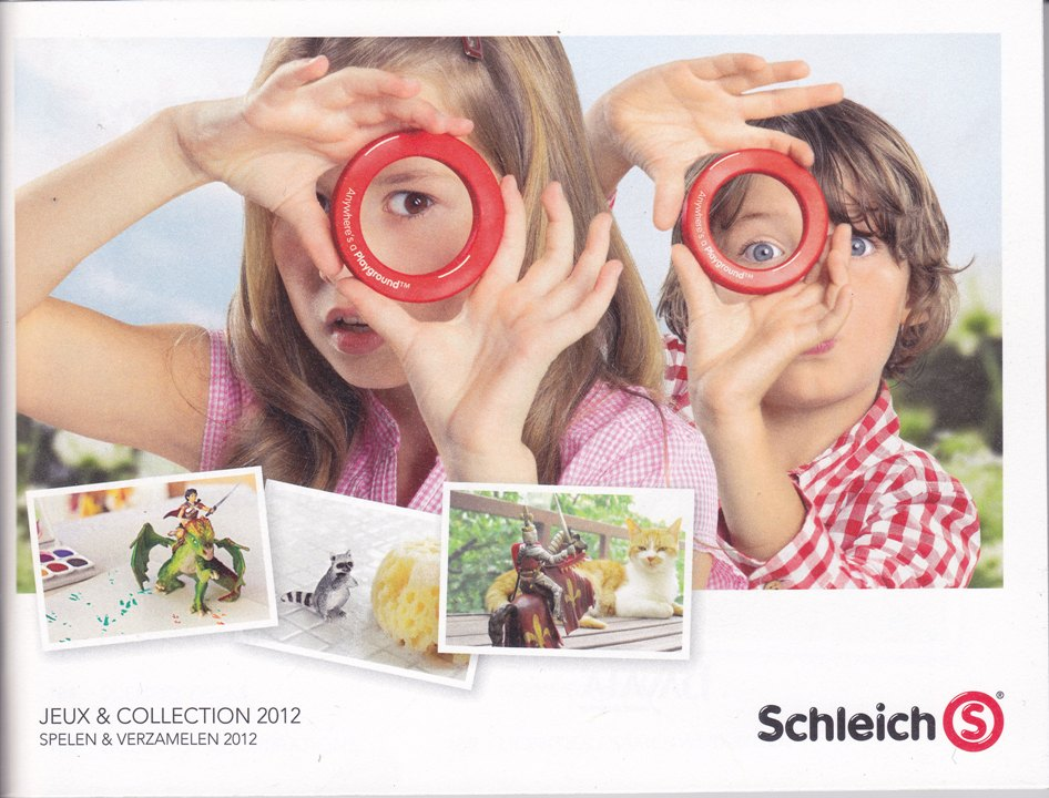 Willy's Schleich additions...  - Page 9 Schleich_Catalogus_2012_A6_0