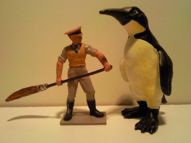 Willy's Schleich additions...  14086_Schleich_Koningspinguin_G_1993_1997_1