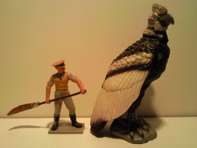 Willy's Schleich additions...  16708_Schleich_Andes_Condor_2001_2002_G_1