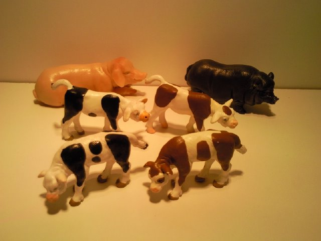 Willy's Schleich additions...  Schleich_Lot_September_2010_22_