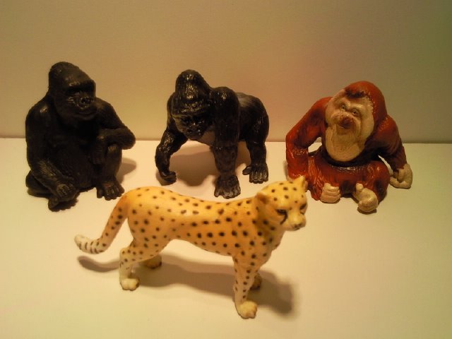 Willy's Schleich additions...  Schleich_Lot_September_2010_23_