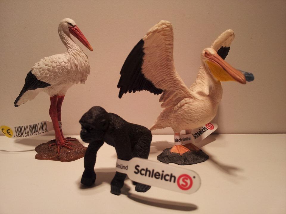 Willy's Schleich additions...  - Page 9 Schleich_Lot_Juli_2012_1