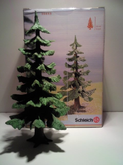 Willy's Schleich additions...  30653_Schleich_Spar_klein_CH_2006__2