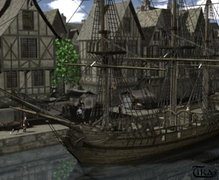 Hafen von Kalmünde