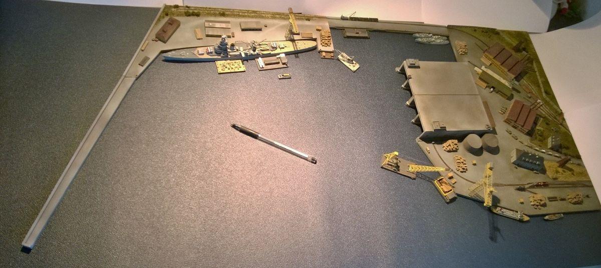 Diorama base navale 1/700 par Nesquik - Page 2 W3Uylst