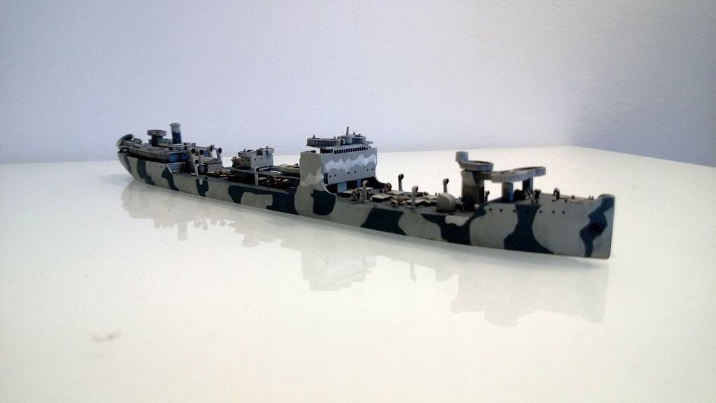 Pétrolier US - 1/700 - USS Maumee - Niko Models -  09tdEY