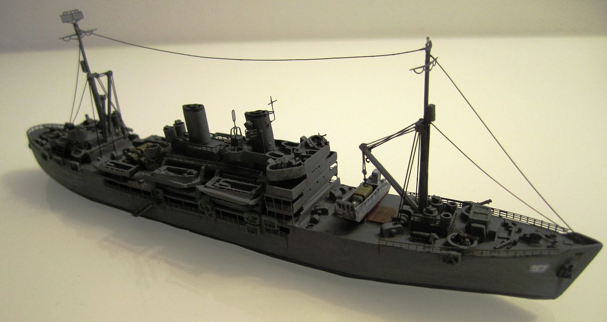 Transport de troupes US 1/700 - USS Gilliam - Nesquik 0SgmB1