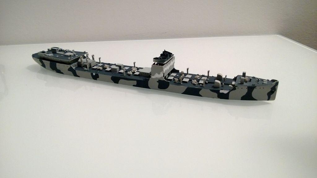Pétrolier US - 1/700 - USS Maumee - Niko Models -  5rPJI
