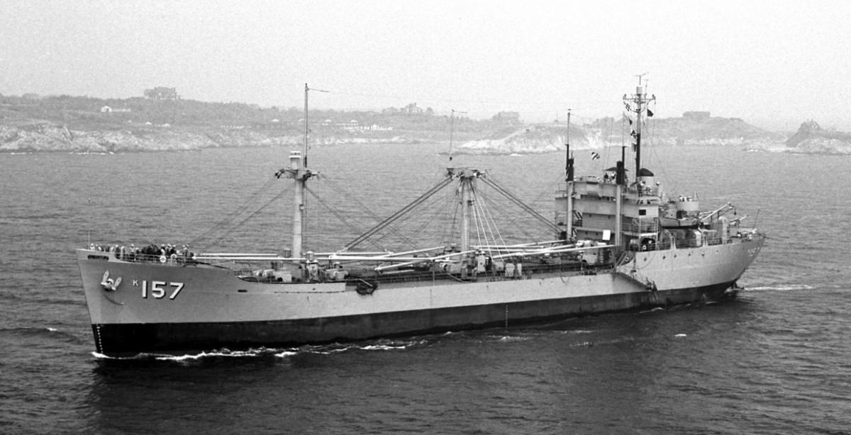 Cargo C1 - Loose Cannon - 1/700 - Nesquik ClpQ3Dx7