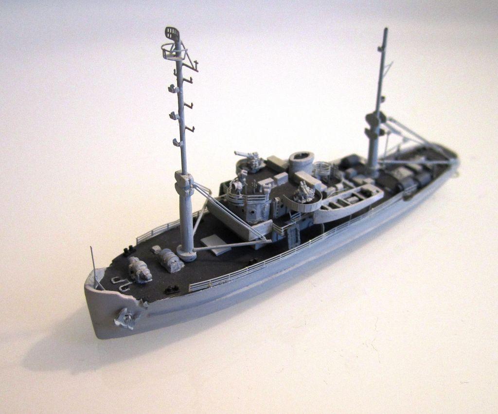 1/700 - loose canon - uss diver - rescue ship S835i