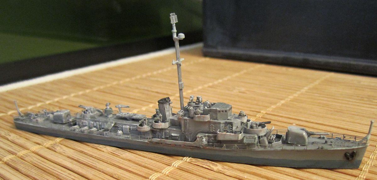 1/700 - US DD escort classe Butler - skywave ARHUZ