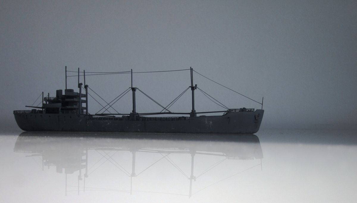 Cargo C1 - Loose Cannon - 1/700 - Nesquik BEie8f