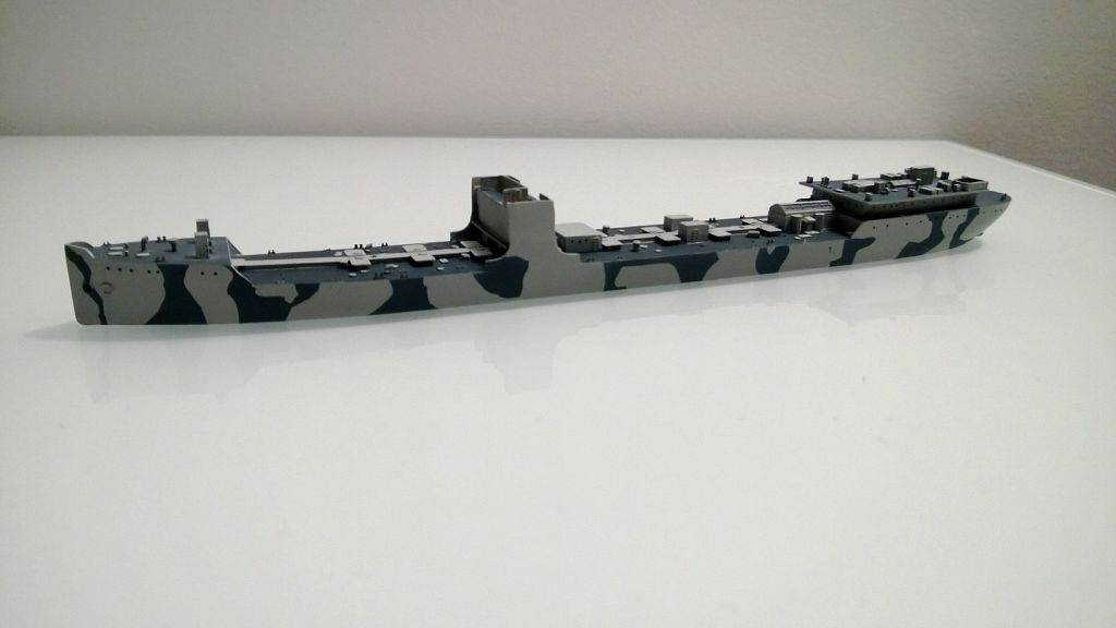 Pétrolier US - 1/700 - USS Maumee - Niko Models -  CoFZSTuQ