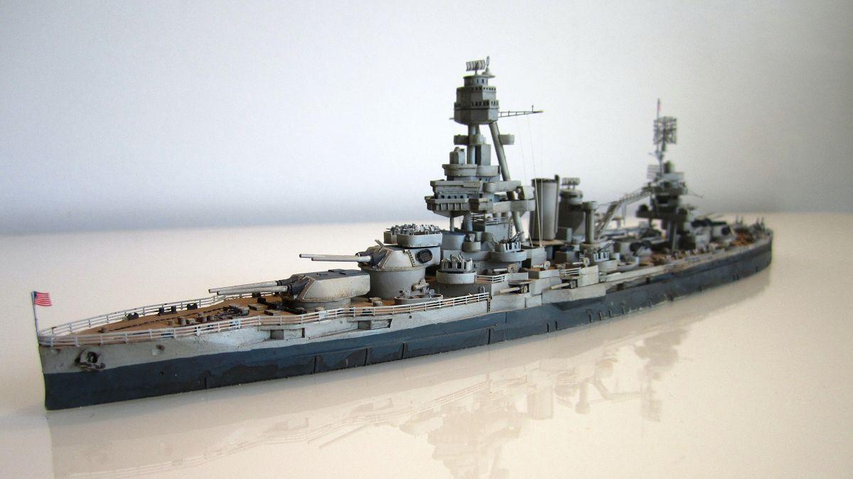 USS Texas (BB-35) -  Samek - 1/700 DXcqReS