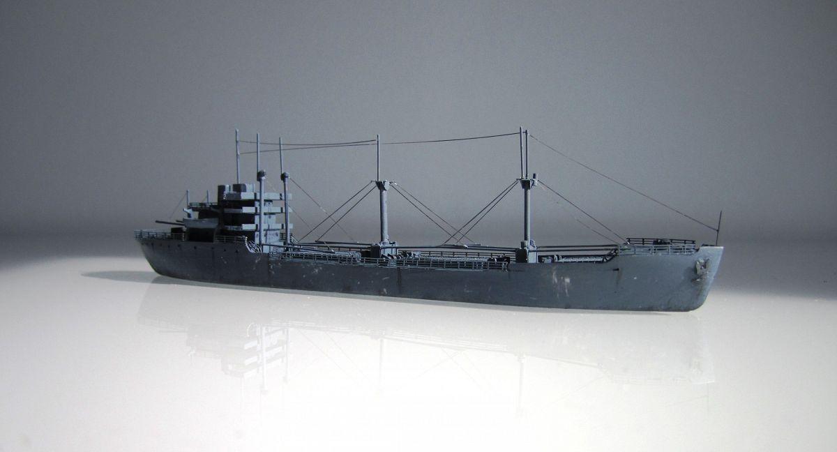 Cargo C1 - Loose Cannon - 1/700 - Nesquik GZhD