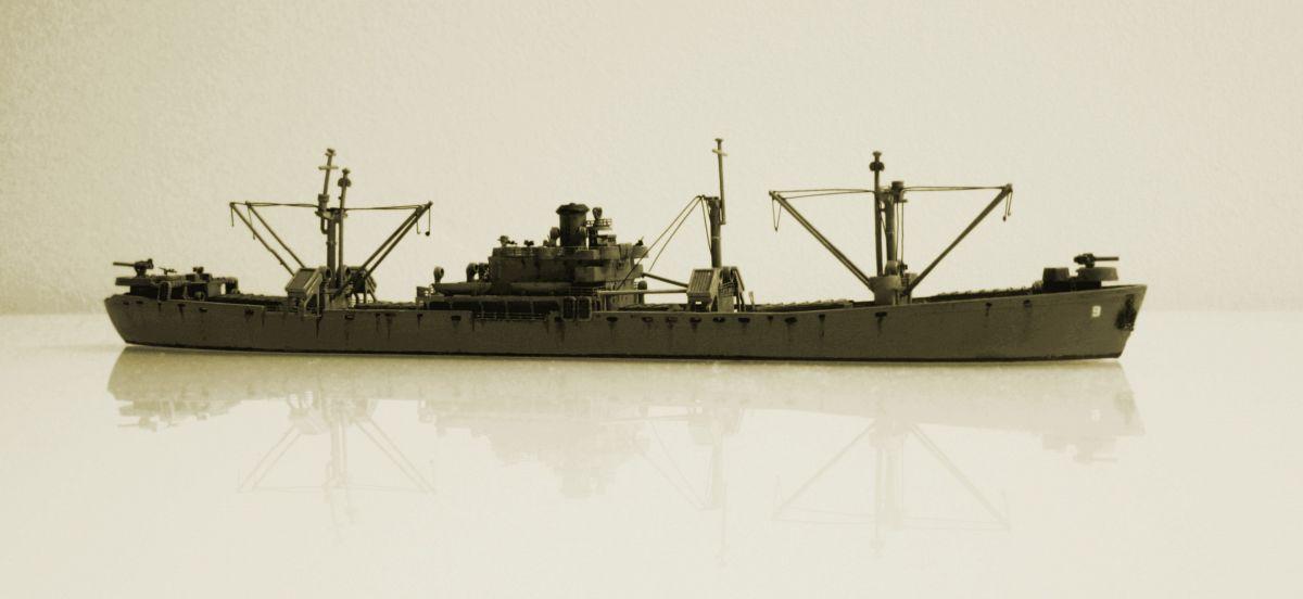 Liberty ship 1/700 Skywave par nesquik LAMI2R
