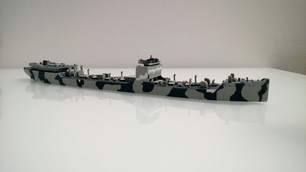 Pétrolier US - 1/700 - USS Maumee - Niko Models -  OxngCXhw