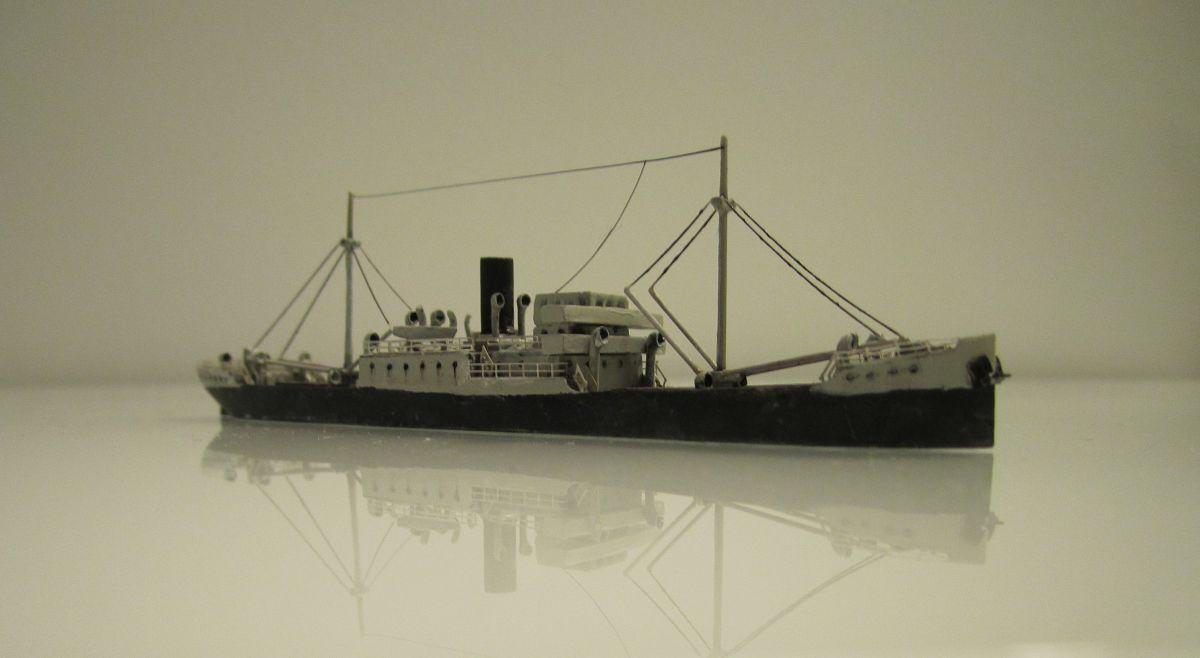 Cargo anglais ou US 1930 - 1/700 - WSW Zt1QyBnq