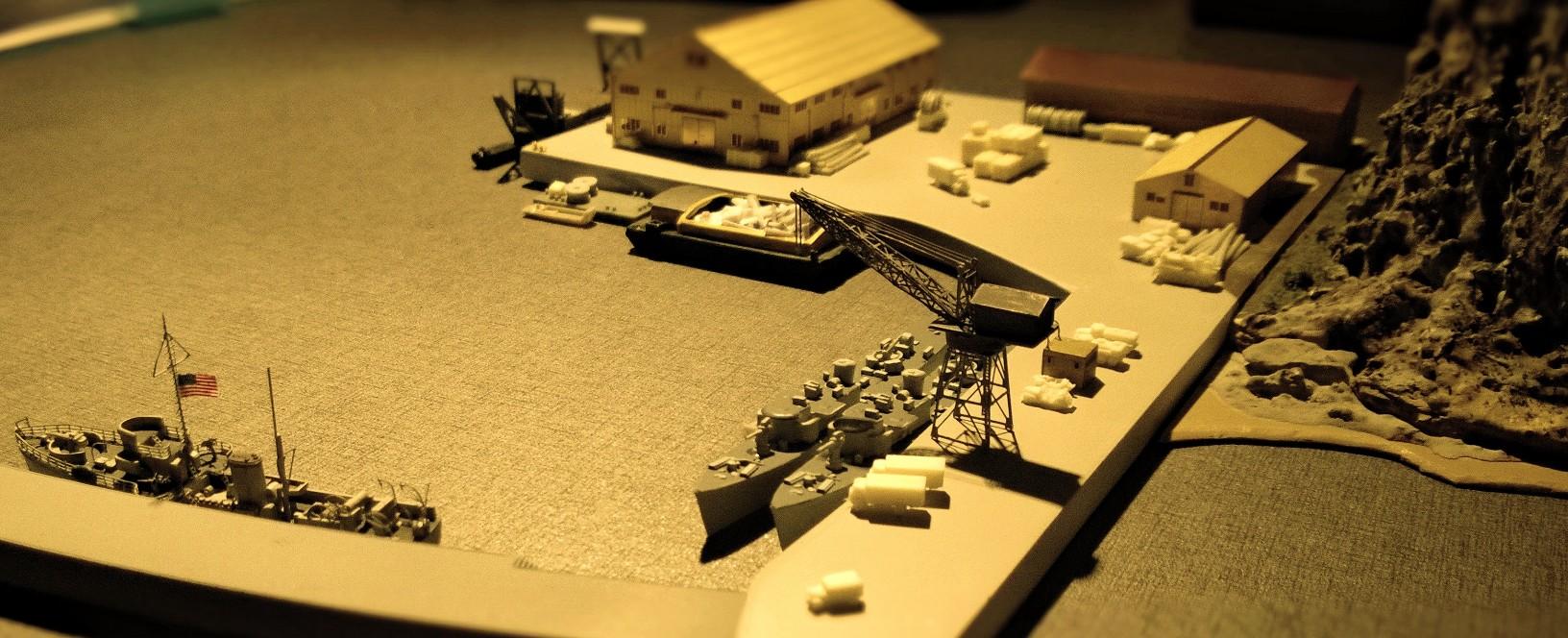 Diorama base navale 1/700 par Nesquik - Page 3 149vl6