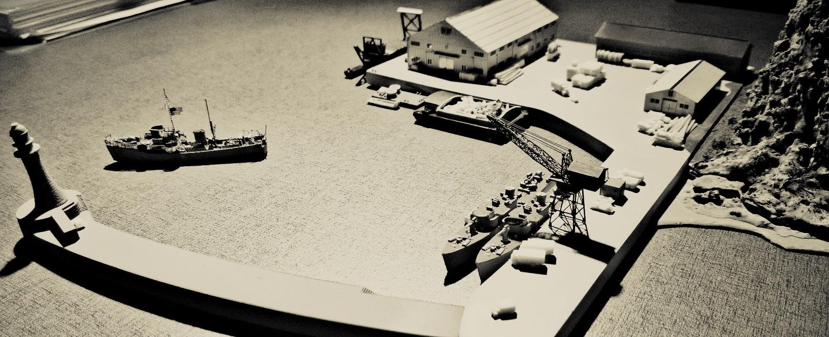 Diorama base navale 1/700 par Nesquik - Page 3 GWyUr