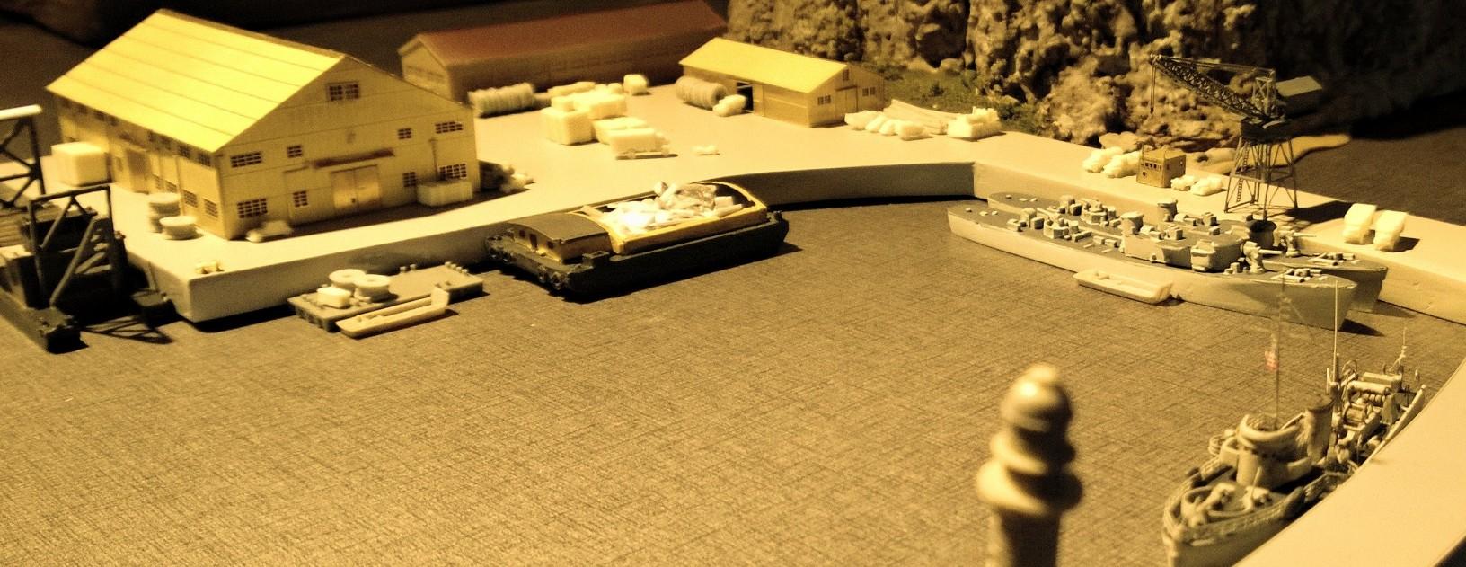 Diorama base navale 1/700 par Nesquik - Page 3 FZV7D