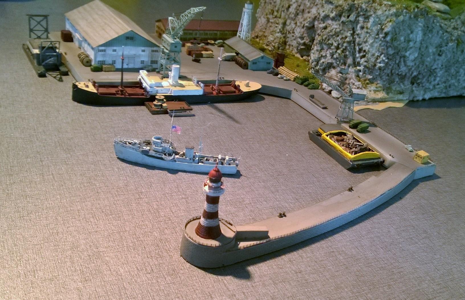 Diorama base navale 1/700 par Nesquik - Page 3 OZH5Rc