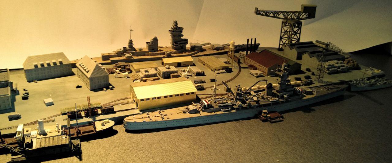 Diorama base navale 1/700 par Nesquik - Page 3 DSUkd