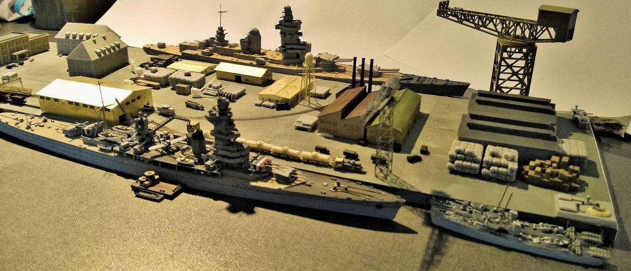 Diorama base navale 1/700 par Nesquik - Page 3 HzCDfA0d