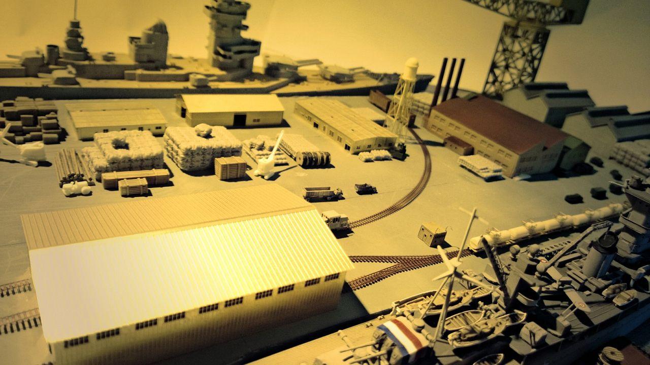 Diorama base navale 1/700 par Nesquik - Page 3 W68IiA