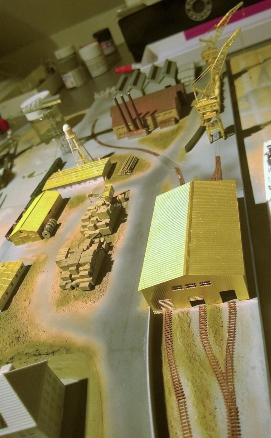 Diorama base navale 1/700 par Nesquik - Page 3 P7WFPo98