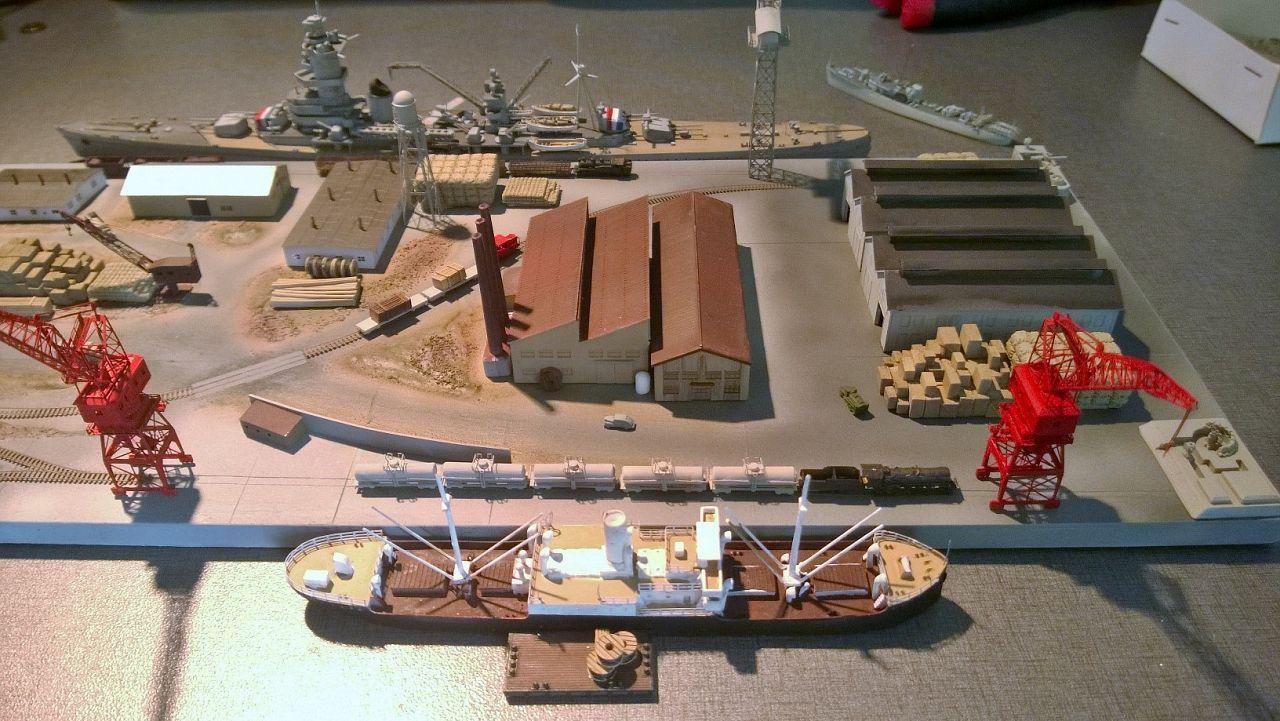 Diorama base navale 1/700 par Nesquik - Page 4 4FiNq