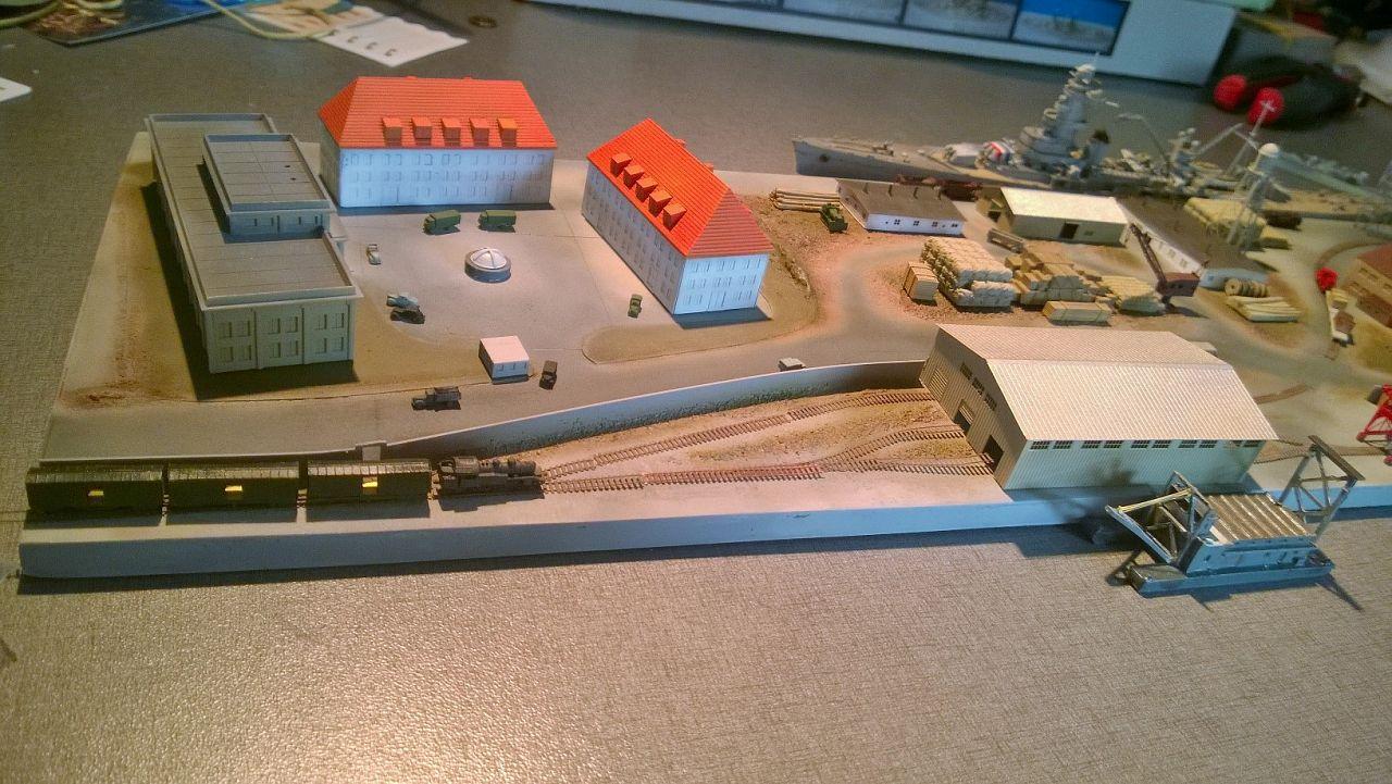 Diorama base navale 1/700 par Nesquik - Page 4 9NnoxC5
