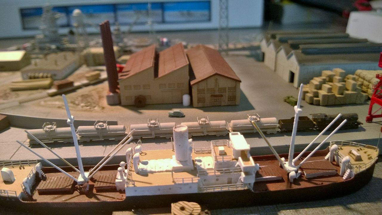 Diorama base navale 1/700 par Nesquik - Page 4 VshHjGoXJY