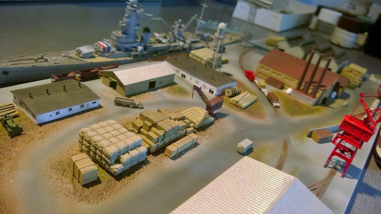 Diorama base navale 1/700 par Nesquik - Page 4 Gv49Zc