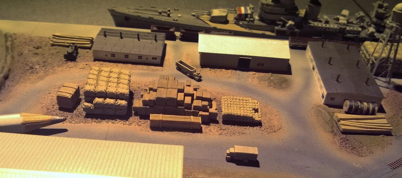 Diorama base navale 1/700 par Nesquik - Page 4 P3dEGhHY2