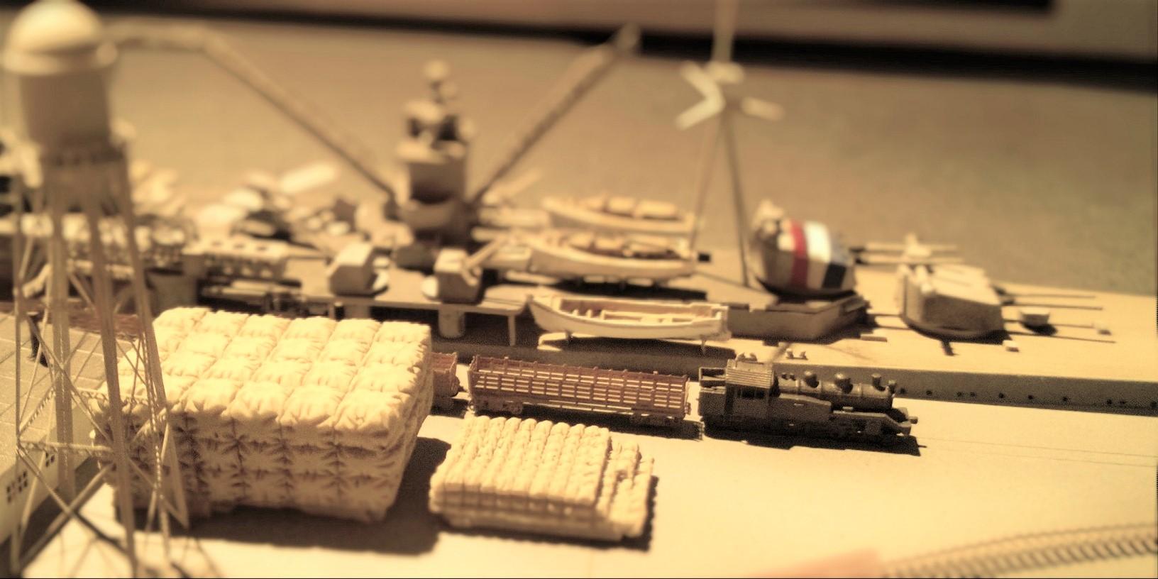 Diorama base navale 1/700 par Nesquik - Page 4 GCGf0