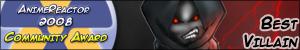 Ga Rei: Zero Award-Villain