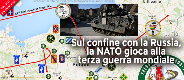 Il governo giallorosa di Giuseppi, Gigino e compagnia cantante NATO_guerra