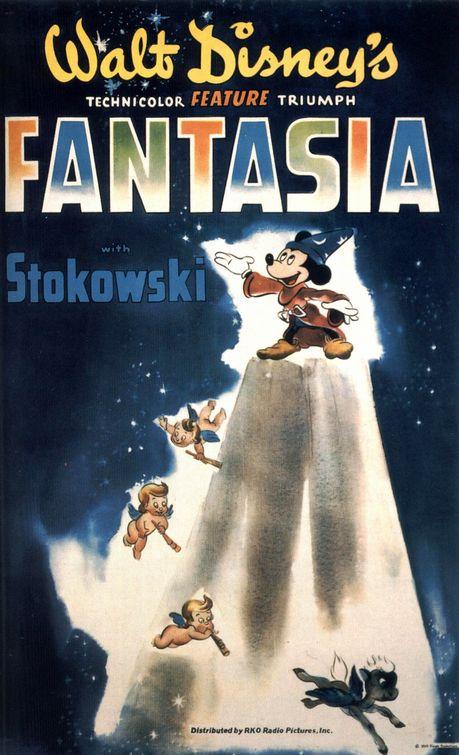 Les âges d'or des Walt Disney Animation Studios Fantasia