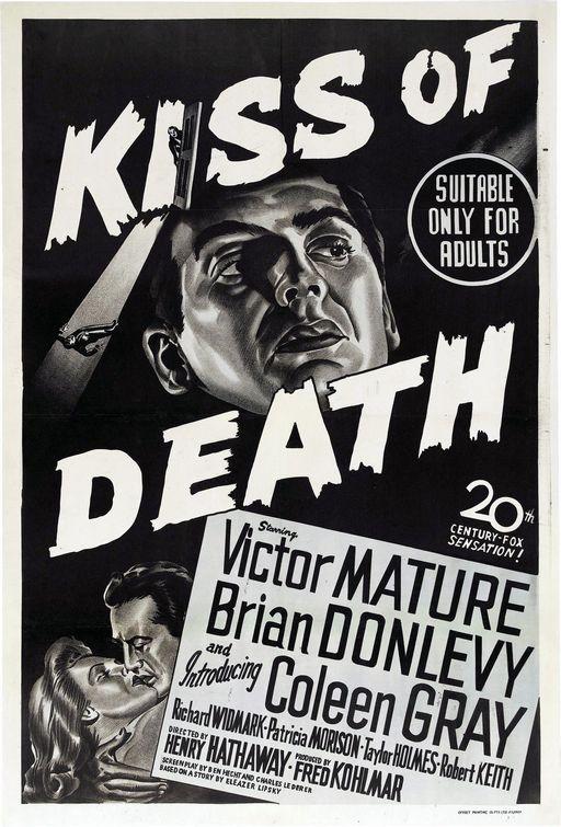 El CINE NEGRO: GANSTERS Y MUJERES FATALES Kiss_of_death