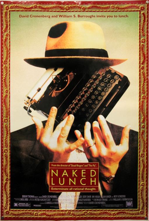 Les plus belles affiches de cinéma - Page 4 Naked_lunch
