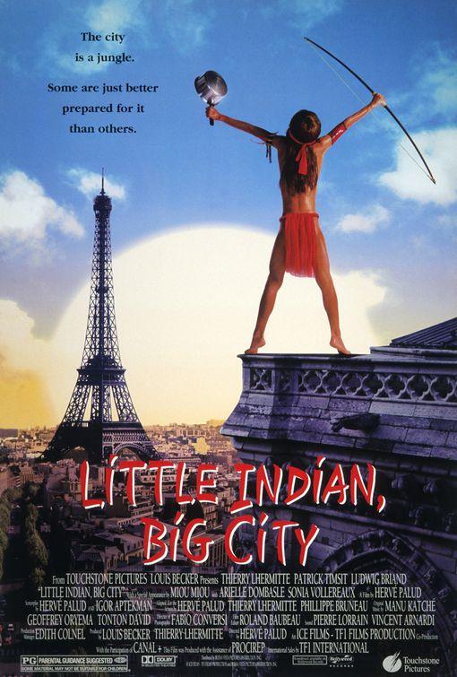 Programmes Disney à la TV Hors Chaines Disney - Page 5 Little_indian_big_city