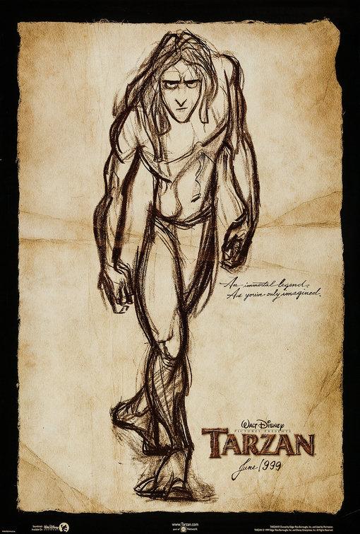 Tarzan [Walt Disney - 1999] - Page 5 Tarzan_ver1