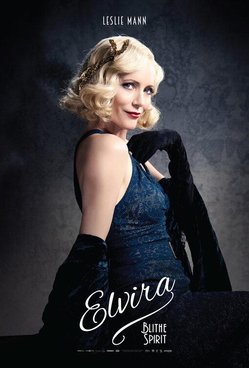 Blithe Spirit, le film adapté de la pièce de Noel Coward, avec Dan Stevens et Judi Dench Blithe_spirit_ver6