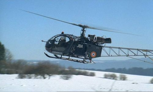 القوات المسلحة التونسية *شامل* 500px-ALOUETTE_II_C_LGB