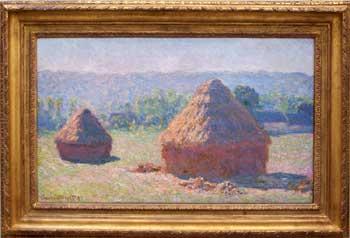 Monet par Pascal Bonafoux Monet_meule_foin_c